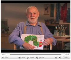 """Would love to use this with kids - particularly if they could """"illustrate"""" something the same way Eric Carle does."""