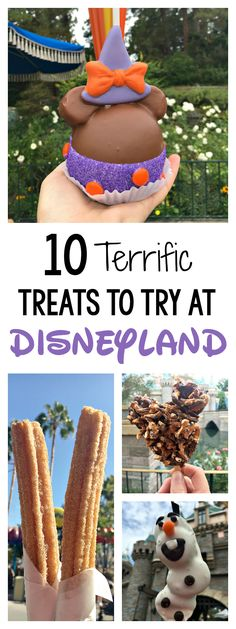 10 Treats to Try at