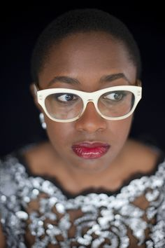 Jazz Artist Cécile McLorin Salvant Photo Credit: John Abbott