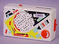 Pocket Rockers 1980s mini cassette player Fisher-Price