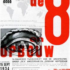 Dutch Graphic Design 1934