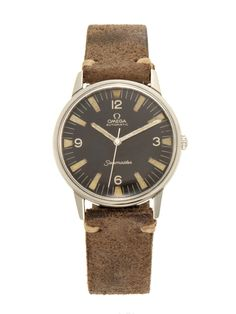 Omega Stainless-Steel Seamaster (c. 1960s)