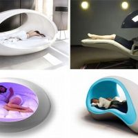 Coolest Sleeping pods for some serious napping job : Designbuzz