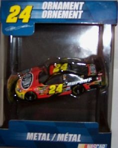Jeff Gordon Nascar 24 American Greetings Collectible Car Christmas Ornament New $19.99