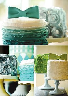 this is the cutest boy baby shower i've seen! i love any party with multiple cakes for sure!
