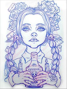 Art(drawings,sketches,and paintings) tattoo inspirations ...