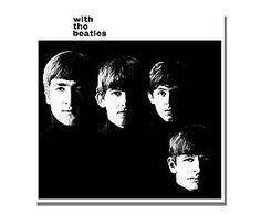Chapa Retro The Beatles - 30x30 I
