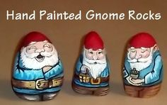 ANCIENT GRAFFITI: Gnome Rocks