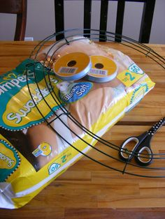 The Complete Guide to A Baby Shower Diaper Wreath