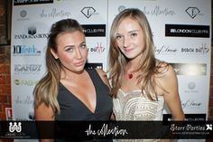 Lauren Goodger & Dani Carruthers @bbob_co London Fashion Week event