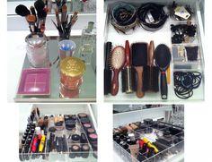 dreami vaniti, makeup organization