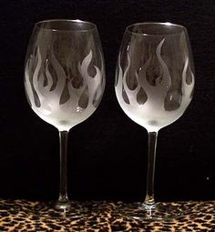 Frosted Glass Tutorial -- How to make frosted glassware with Armor Etch! - GLASS CRAFTS