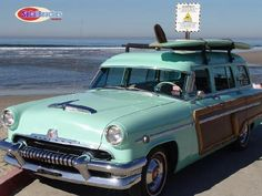 1954 mercury woodie