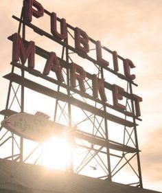 Pike Place Market - Home
