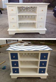 Refurbishing Furniture on Pinterest