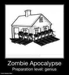 Prepping for zombies