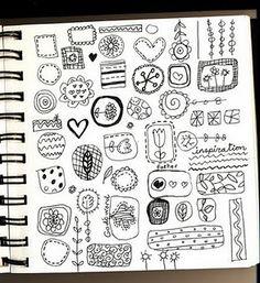 zentangl, draw, art journal, artcreat inspir, lesley grainger, doodles, journalingdoodl idea, sketchbook, design