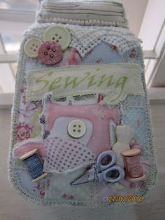 crafti cuti, sew favorit, mason jars, idea costura, fabric sewing