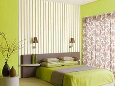 חדר שינה צבעים טפט