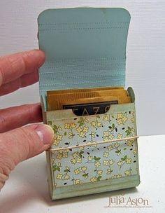A DIY little box in...