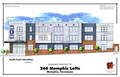 $18 million mixed-use complex planned for South Front Street