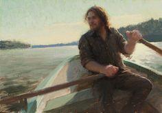 Jeremy Lipking at Arcadia Contemporary NYC December 12 - 31