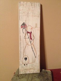 Hey, I found this really awesome Etsy listing at http://www.etsy.com/listing/168970027/snowman-pallet-sign-shepherd-christmas