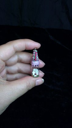 Miniature glass bottes Nativity by yaquycolporcelain on Etsy, $26.00