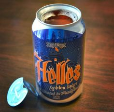 The next big thing? New beer can goes topless - Bites