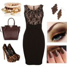Elegant and Sexy Evening Sets