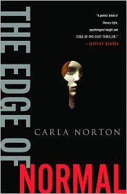 The Edge of Normal by Carla Norton: NOOK Book Cover