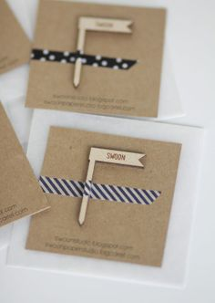 Business cards...LOVE