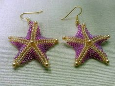 baby starfish earrings Added by heather richter on July 1, 2013 at 11:23am