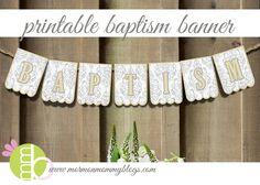 emma baptism, jake baptism, mommi printabl, free printabl, baptism idea, abigail baptism, banner