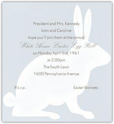 Rabbit (Frost) - Paperless Post