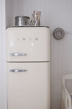 Object of desire : Smeg fridge