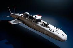 The Deepflight Submarine Super Falcon Mark II $1,700,000