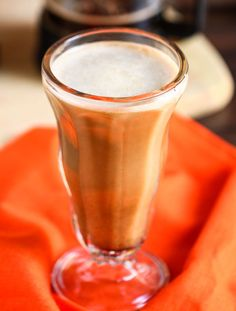 mexican coffee {with tequila and kalhua}