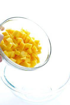 5-Ingredient Mango Salsa #GimmeSomeOven