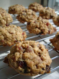 Oatmeal Cookies Recipe sweet, bake, food, oatmeal cookie recipes, yummi, dessert salads, oatmeal cookies recipes, cooki recip, awesom cooki