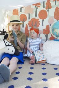 Book nook for little readers
