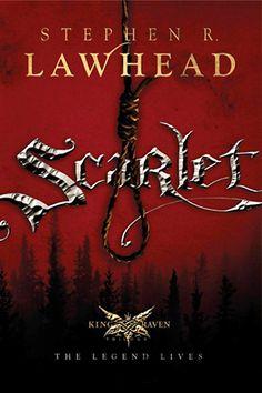 libraries, books, stephen lawhead, toread list, scarlet