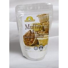 We bought this muffin mix on Amazon when it first came out. Well and Good is an Australian company who have started selling product in the USA. They used to have smaller packages available - I don't think we'd use a 25lb bag of muffin mix! But I was very impressed with the end results and the baked muffins froze well.