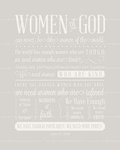 women of God