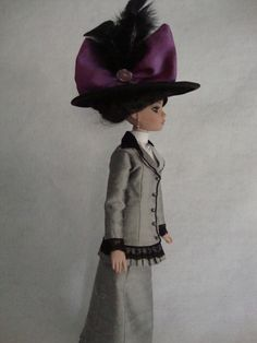 Edwardian hat for Ellowyne Wilde