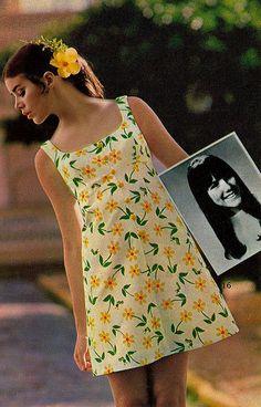 Seventeen Magazine 1969