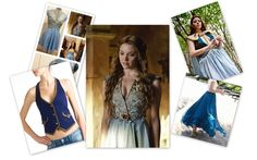 "Margaery Tyrell | Community Post: 10 Awesome ""Game Of Thrones"" Women To Be For Halloween"