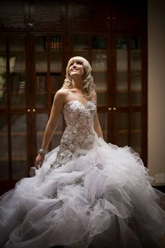 F Wilson Wedding Dresses - Overlay Wedding Dresses