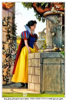 Hong Kong Disneyland (Snow White)