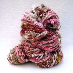Awren's Heart - Crazy Art Yarn - 114 Yards